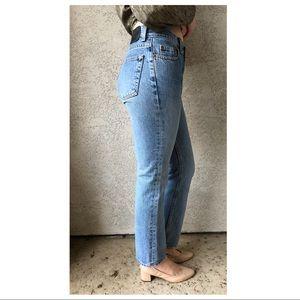 VINTAGE Gap Midrise Jeans